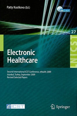 Electronic Healthcare By Kostkova, Patty (EDT)